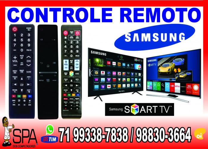 Controle Remoto Tv Samsung Lcd, Plasma, Led e Smart tv em Salvador Ba