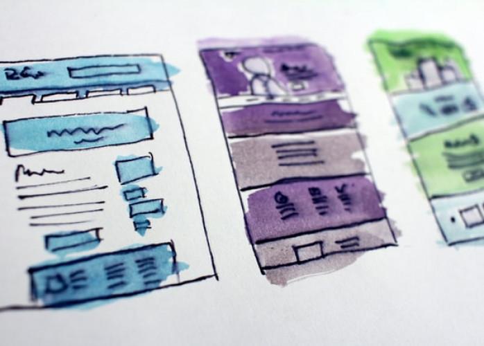 Criador de sites personalizados