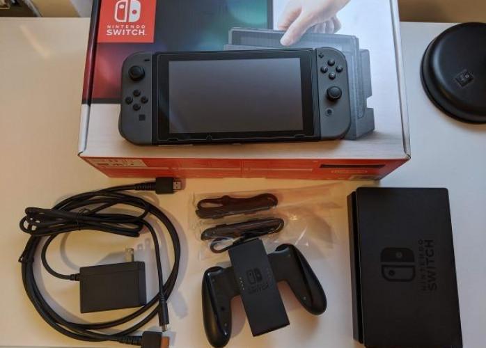 Nintendo Switch 32Gb novo com garantia