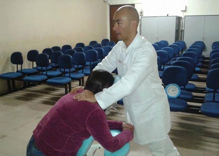 Massagem Desportiva ou Anti estresse