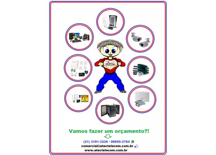 Telecomunicações, Informática e Segurança Eletrônica