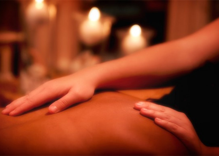 Massagem relaxante e sensual com local particular
