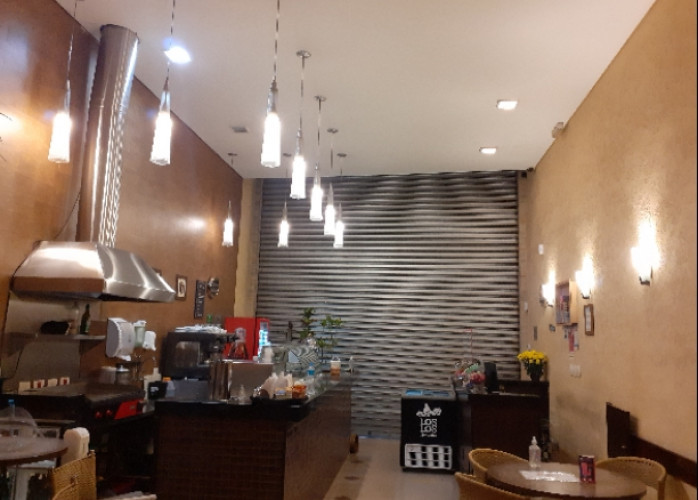 Lindo Restaurante e Cafeteria no Bom Retiro - São Paulo.