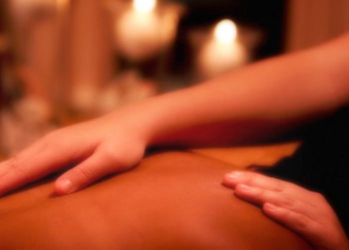 Massagem relaxante com local particular