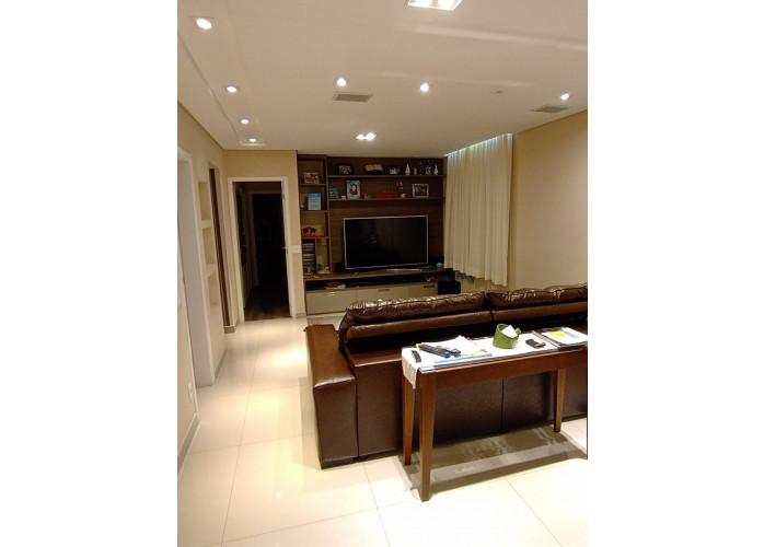 Apartamento 3 Dormitórios 123 m² no Condomínio Domo Life - São Bernardo do Campo.