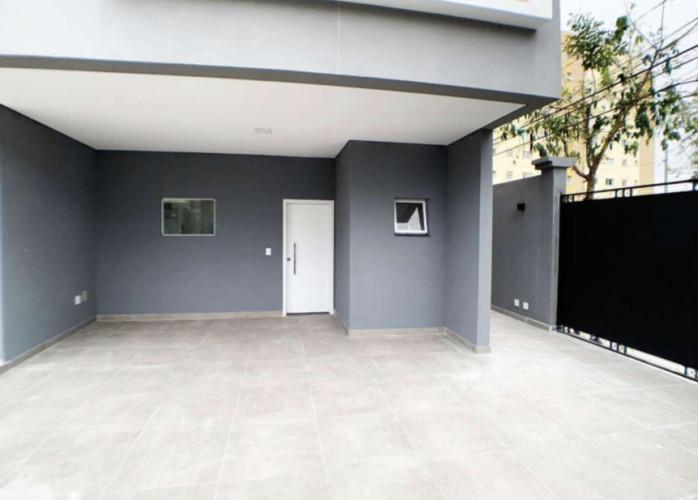 Sobrado 3 dormitórios 168 m² no Bairro Campestre - Santo André.
