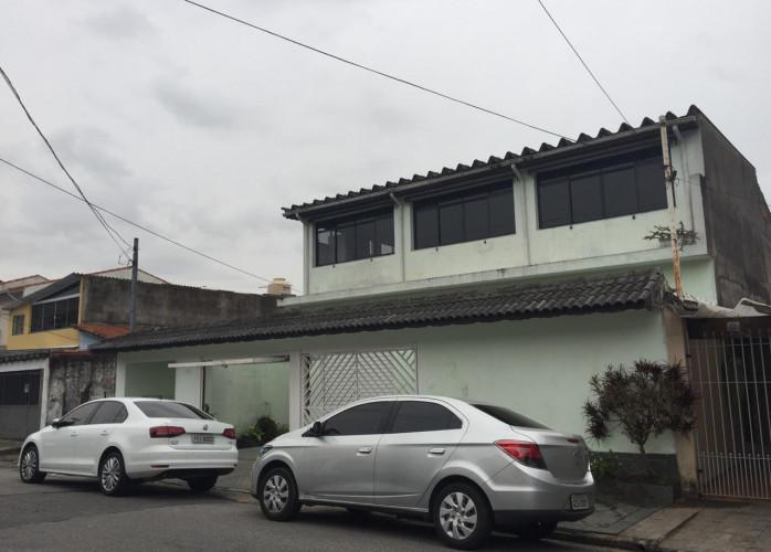 Casa 274 m² em São Bernardo do Campo - Bairro Assunção.