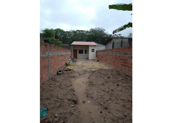 Casa escriturado a venda em Itanhaém.