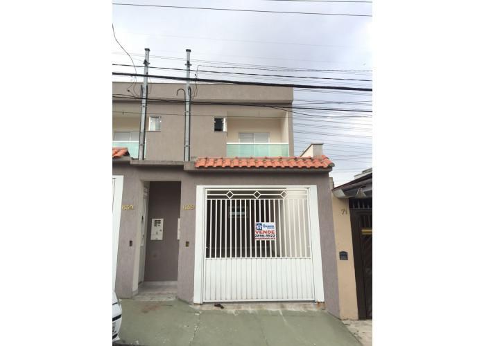 Imóvel com Renda 2 Sobrados Semi-novos 3 Dormitórios 120 m² em Santo André - Jardim Stella.