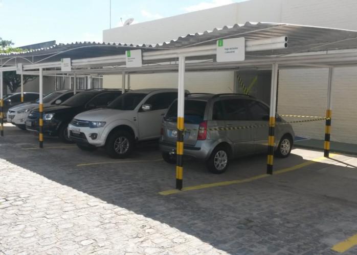 Estacionamento 726 m² no Centro de São Caetano do Sul.