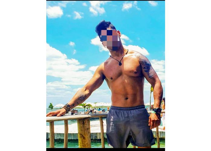 Moreno tatuado - casais e mulheres - experiência inesquecível!!