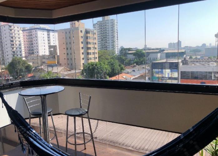 Apartamento 4 Dormitórios 2 suítes 140 m² em Santo André - Bairro Jardim.