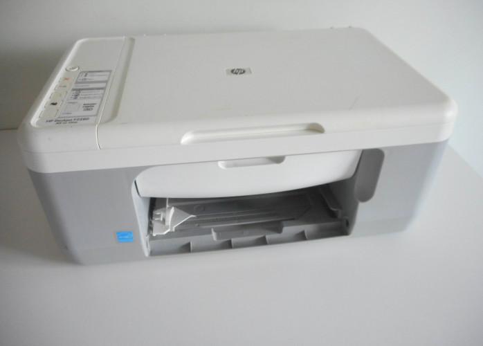 Impressora Multifuncional Deskjet HP F2280  *No estado.
