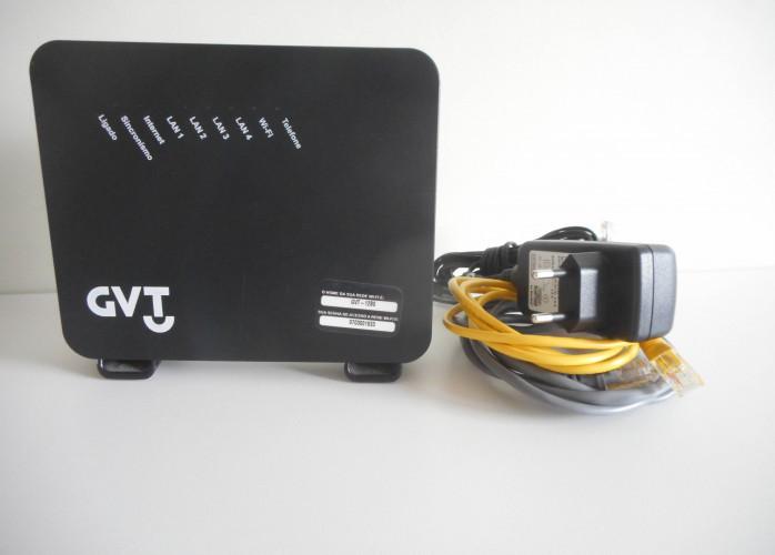 Modem  Roteador Wireless Sagecom F@st 5317 GV Wi fi