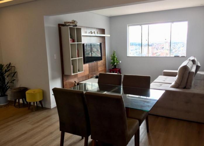 Apartamento 3 Dormitórios 90 m² em São Caetano do Sul - Bairro Santa Maria.