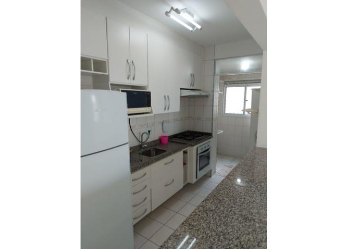 Apartamento 3 Dormitórios 62 m² no Condomínio Spazio Dell Arte, Santo André - Bairro Campestre.