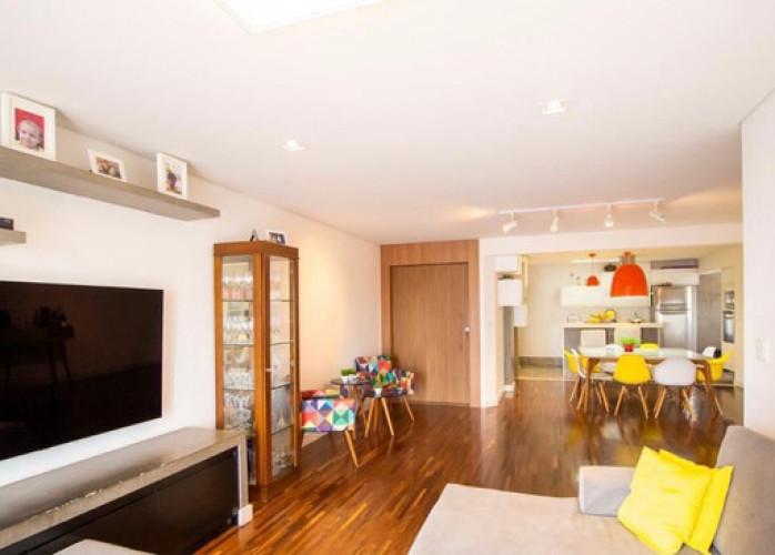 Apartamento 3 Dormitórios 133 m² em Santo André - Bairro Jardim.