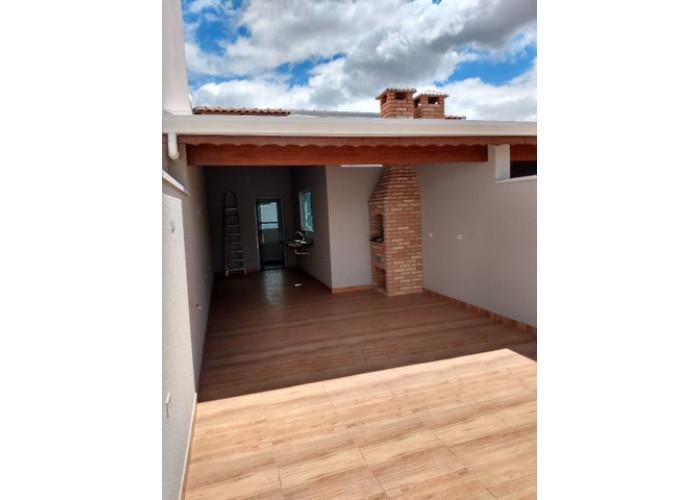 Sobrado Novo 3 Suítes 218 m² em Santo André - Vila Curuçá.