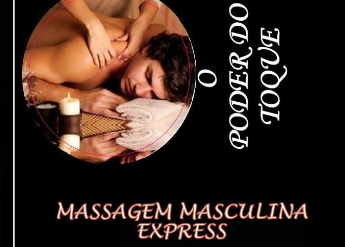 MASSAGEM MASCULINA  EXPRESS EM JOINVILLE / SC,