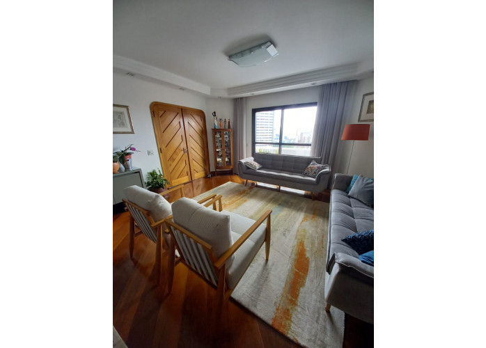 Apartamento 3 Suítes 198 m² no Centro de Santo André.