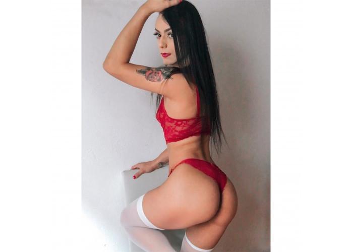 Manuelly transex novinha