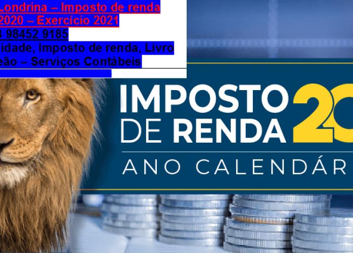 Sarandi#Saulo Turra  - Contador: Comprovação de renda, Carnê Leão