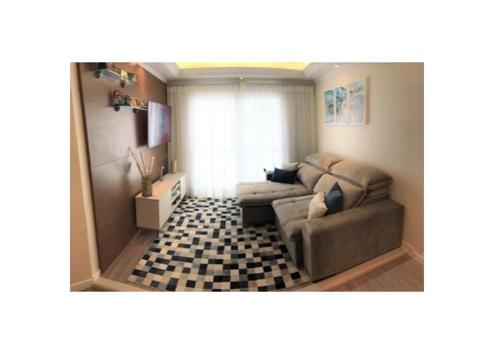 Apartamento 3 Dormitórios 98 m² em Santo André - Jardim Stella.