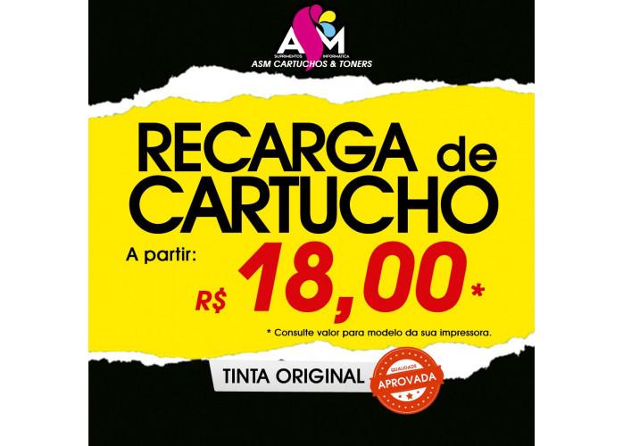Toner e Cartucho em Guarulhos é na ASM Supri!