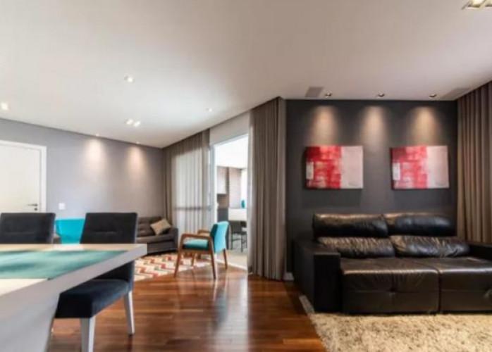 Apartamento 2 Suítes 107 m² Bairro Nova Petrópolis - São Bernardo do Campo.