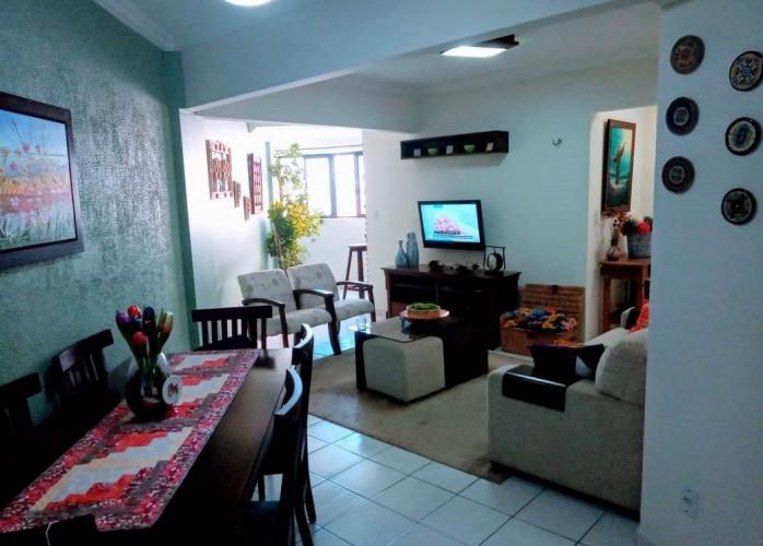 Apartamento 89m, 3/4, andar baixo, elevador, Barro Vermelho, Natal