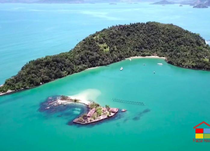 Um sonho pode se realizar...uma ilha !