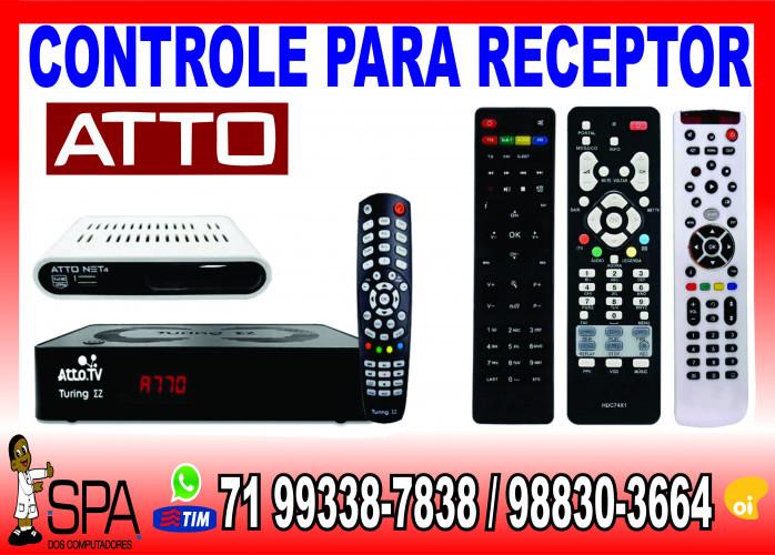 Controle Remoto Atto