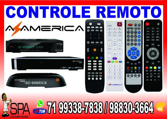 Controle Remoto Az America