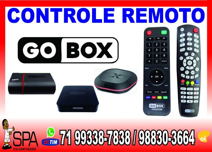Controle Remoto Gobox