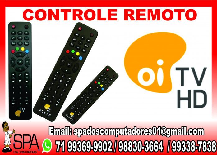 Controle Remoto Oi Tv HD