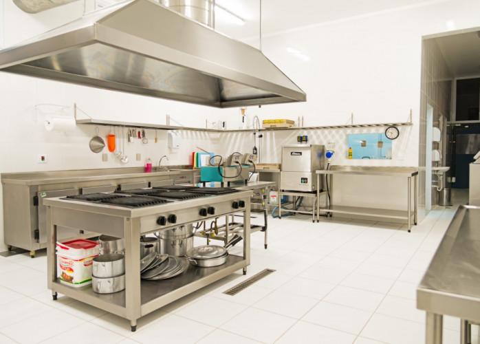 Cozinha Industrial em São Bernardo do Campo.