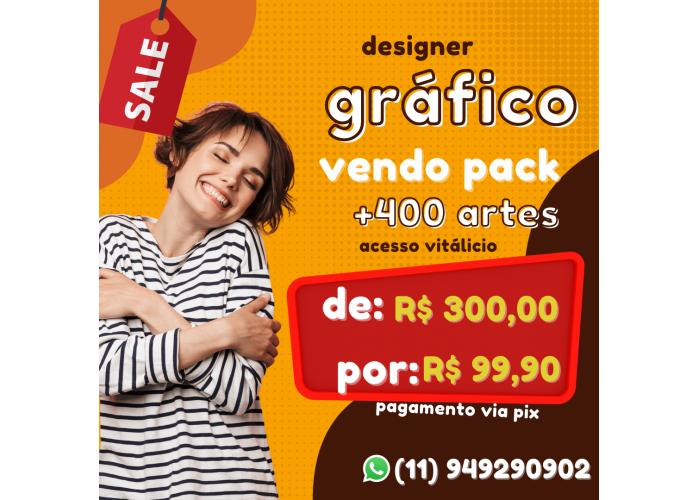 PACK DESIGNER GRÁFICO