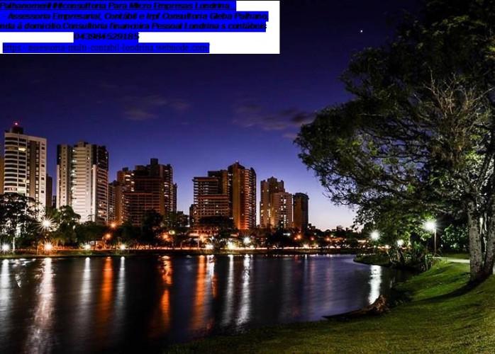Contador e Escritório de Contabilidade em Londrina Pr.