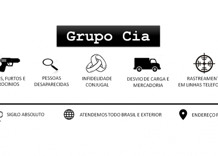 Detetive particular Brasil e Exterior
