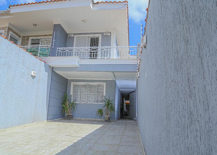 Sobrado 3 Suítes 268 m² em São Paulo - Casa Verde.