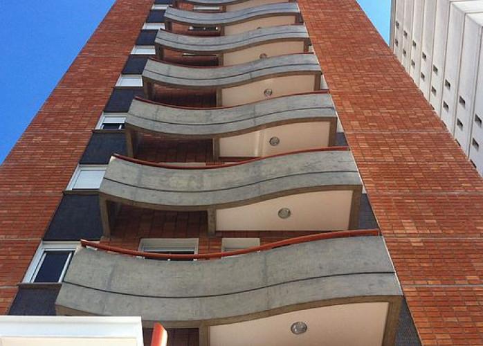Apartamento Novo 4 Dormitórios 135 m² no Centro de Santo André.