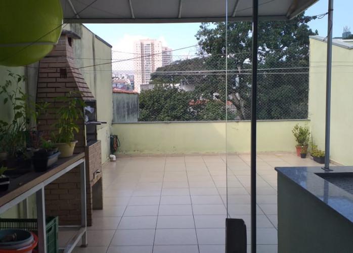 Cobertura Sem Condomínio 2 Dormitórios 82 m² em Santo André - Vila Valparaíso.