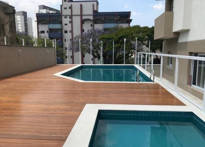 Apartamento Novo 2 Dormitórios em Santo André - Jardim Bela Vista.