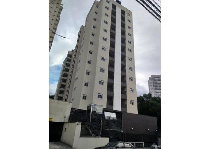 Apartamento Novo 2 dormitórios 65 m² em São Bernardo do Campo - Vila Dusi. Sala 2 ambientes com varanda gourmet com chur
