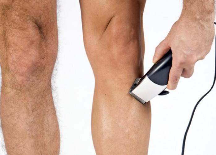 Depilação masculina - Taquara