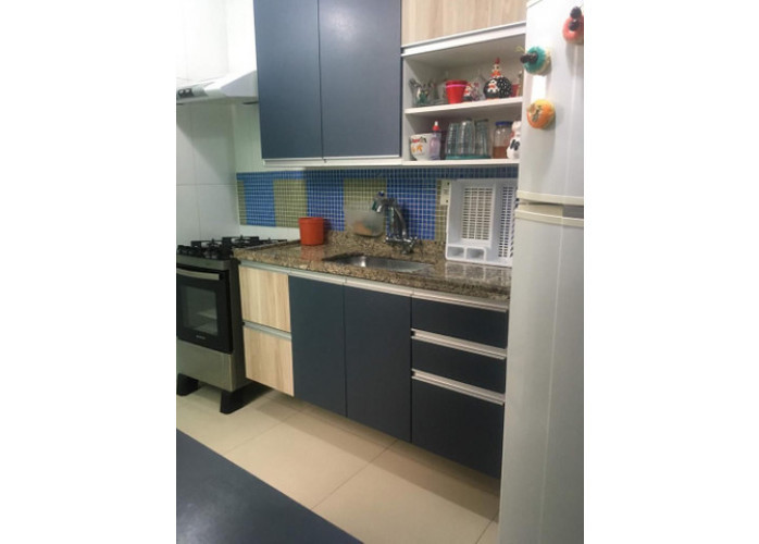 Apartamento Sem Condomínio 2 Dormitórios 40 m² em Santo André - Vila Progresso.