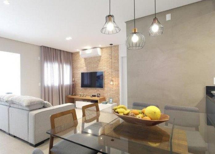 Apartamento 2 Suítes 94 m² no Centro de São Bernardo do Campo.