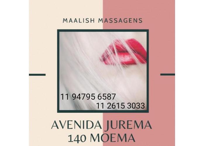 Massagem em Moema Massagistas São Paulo 24 Horas