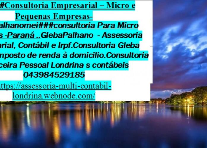 Contabilidade e Escritório Centro Londrina em Lerroville -  86 123 000 Centro