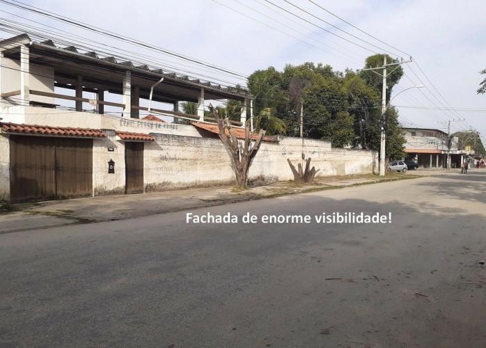 IMÓVEL COMERCIAL EM PEDRA DE GUARATIBA